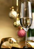 Wine. Champagne Royalty Free Stock Image