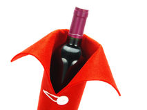 Wine for Christmas Stock Images