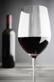 Wine: Close-up of Red Wine Glass, Royalty Free Stock Image