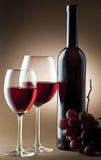 Wine composition Stock Photos