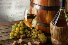 Wine concept Royalty Free Stock Photo