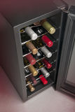 Wine cooler Royalty Free Stock Photo