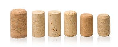Wine corc stock photos