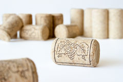Wine Cork Stock Photography