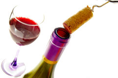 Wine cork Stock Photo