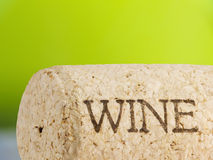 Wine cork Stock Photography