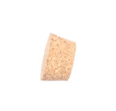 Wine cork isolated on white Royalty Free Stock Photo