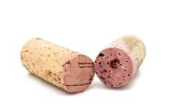 Wine cork Stock Photo