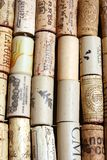 Wine corks Royalty Free Stock Image
