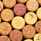 Wine corks Stock Photo