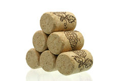 Wine corks Royalty Free Stock Photo