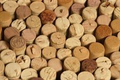 Wine Corks Stock Photo