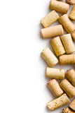 Wine corks Stock Images