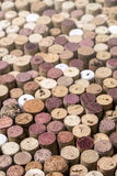 Wine corks as background, Stock Images
