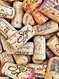 Wine corks. Royalty Free Stock Photo