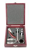 Wine corkscrew Royalty Free Stock Image
