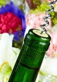 Wine Corkscrew Royalty Free Stock Photography