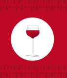 Wine cup Stock Images