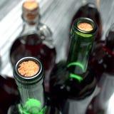Wine details vinification - photo set Stock Image