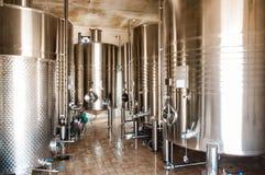Wine_distillation 免版税库存图片