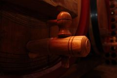 wine för 03 källare Royaltyfri Bild