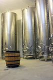 Wine factory Royalty Free Stock Photography