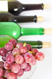 Wine feature Stock Images