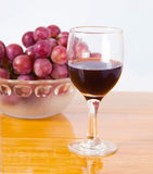 Wine feature Royalty Free Stock Images