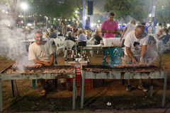 Wine Festival 2014 in Alexandroupolis - Greece Stock Photography
