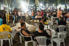 Wine Festival 2014 in Alexandroupolis - Greece Royalty Free Stock Photos