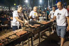 Wine Festival 2014 in Alexandroupolis - Greece Stock Image