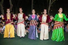 Wine Festival 2014 in Alexandroupolis - Greece Stock Photos