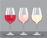 Wine Flavors Stock Photo