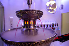 Wine fountain Stock Photo