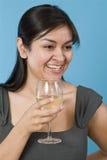 Wine and Fun Stock Image