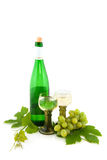 Wine from Germany Royalty Free Stock Photography