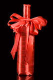 Wine gift royalty free stock photography