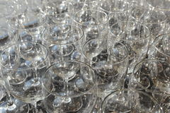 Wine Glases Royalty Free Stock Photography