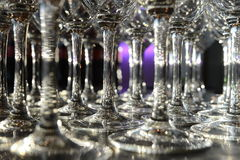 Wine Glases Royalty Free Stock Images