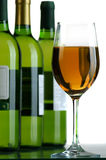 Wine in a glass Royalty Free Stock Photos