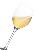 Wine glass. Stock Image