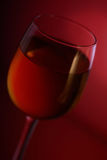 Wine and glass Royalty Free Stock Photos