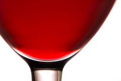Wine glass Royalty Free Stock Image
