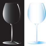 Wine glass 3 Stock Images