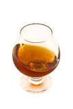Wine glass with alcohol Stock Photography