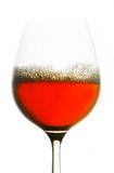 Wine glass close up Royalty Free Stock Photos
