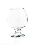 Wine glass empty Stock Photos