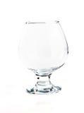 Wine glass empty Stock Photos