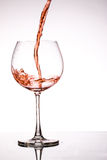 Wine glass. Stock Photography