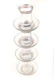 Wine-glasses Stock Photography
